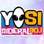 Logo da emissora Yosi Sideral 90.1 FM