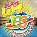 Logo da emissora HRVC Voz Evangelica 106.7 FM
