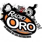 Logo da emissora Oro Stereo 96.7 FM