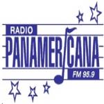 Logo da emissora Panamericana 95.9 FM
