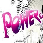 Logo da emissora Power 90.1 FM