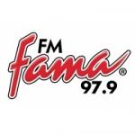 Logo da emissora Stereo Fama 97.9 FM