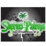 Logo da emissora Radio Stereo Palma 100.1 FM