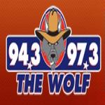 Logo da emissora WKXP 94.3 FM