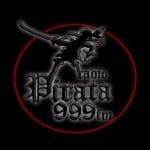 Logo da emissora Pirata 99.9 FM