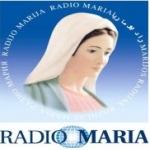 Logo da emissora Radio Maria 1400 AM