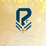 Logo da emissora Radio Cadena Cuscatlán 98.5 FM