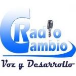 Logo da emissora Radio Cambio 780 AM