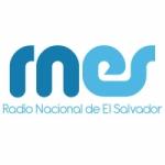 Logo da emissora Radio Nacional de El Salvador 96.9 FM