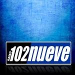 Logo da emissora Radio 102 Nueve FM
