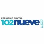 Logo da emissora Radio 102 Nueve 102.9 FM
