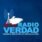 Logo da emissora Radio Verdad 95.7 FM