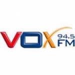 Logo da emissora Radio Vox 94.5 FM
