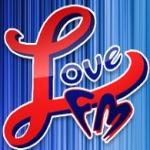 Logo da emissora Radio Love 95.1 FM
