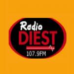 Logo da emissora Radio Diest 105.1 FM