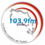 Logo da emissora Radio Sinai 103.9 FM