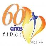 Logo da emissora Radio Fides 1040 AM