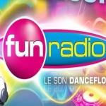 Logo da emissora Radio Fun 104.7 FM