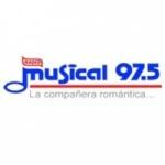 Logo da emissora Radio Musical 97.5 FM