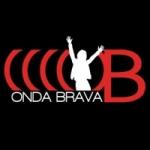 Logo da emissora Radio Onda Brava 104.1 FM
