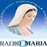 Logo da emissora Radio Maria 610 AM
