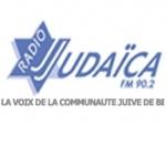 Logo da emissora Radio Judaica 90.2 FM