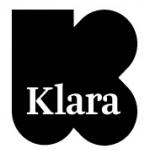Logo da emissora Radio Klara Continuo 89.5 FM