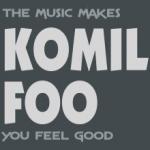 Logo da emissora Radio Komilfoo FM 106.9 FM