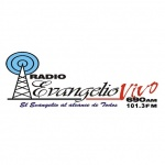 Logo da emissora Radio Evangelio 690 AM