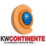 Logo da emissora KW Continente 96.5 FM