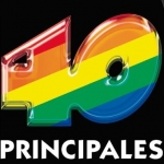 Logo da emissora Los 40 91.3 FM