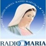 Logo da emissora Radio Maria 93.7 FM