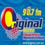 Logo da emissora Original 98.7 FM