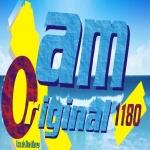 Logo da emissora Original 1180 AM