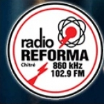 Logo da emissora Reforma 860 AM