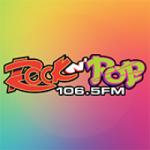 Logo da emissora Radio Rock & Pop 106.5 FM