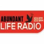 Logo da emissora Radio Abundant Life 103.1 FM