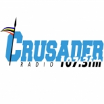 Logo da emissora Radio Crusader 107.3 FM