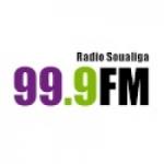 Logo da emissora Radio Soualiga 99.9 Choice FM