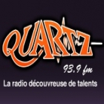 Logo da emissora Radio Quartz 105 FM
