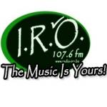 Logo da emissora Radio Stadsradio I.R.O 107.6 FM