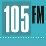 Logo da emissora R�dio 105 FM