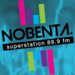 Logo da emissora Radio Nobenta 89.9 FM