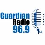 Logo da emissora Guardian Radio 96.9 FM