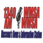 Logo da emissora WMSA 1340 AM