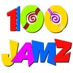 Logo da emissora Radio Jamz 100.3 FM
