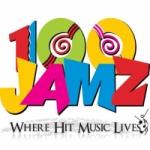 Logo da emissora Radio 100 Jamz 100.3 FM