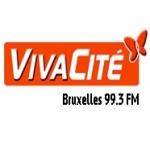 Logo da emissora Radio Viva Cité Bruxelles 99.3 FM