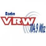 Logo da emissora Radio VRW 104.9 FM