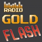 Logo da emissora Radio Webradio Golden Flash